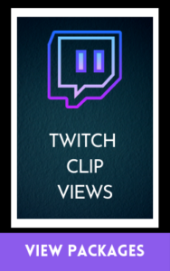 twitch clip views packages