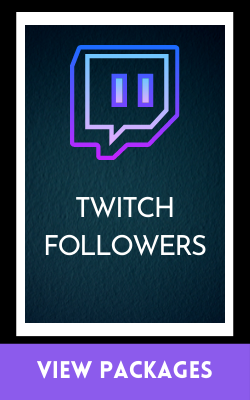 twitch followers packages