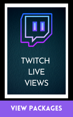 twitch live views packages